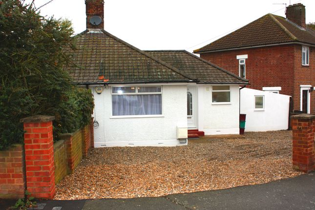 Thumbnail Bungalow for sale in Glenmore Road, London
