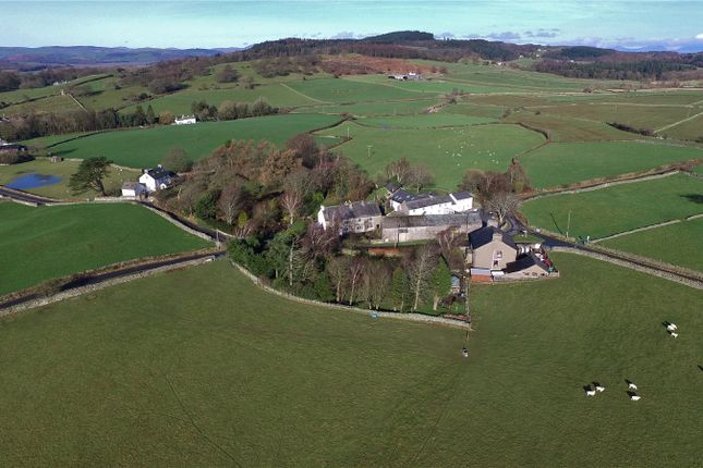 Thumbnail Detached house for sale in The Green, Cark In Cartmel, Grange-Over-Sands, Cumbria