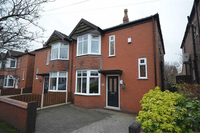 4 bed semi-detached house for sale in Woodford Avenue, Denton, Manchester, Greater Manchester