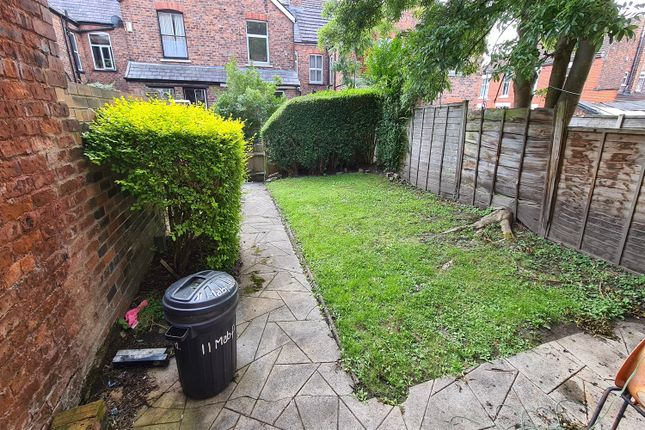 Rear+Garden of Mabfield Road, Fallowfield, Manchester M14