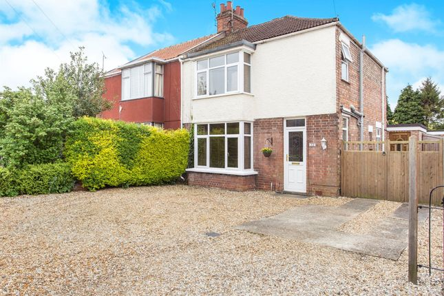 Thumbnail Semi-detached house for sale in Lavender Road, Gaywood, King's Lynn