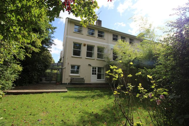 Thumbnail Town house to rent in Montpellier Spa Road, Cheltenham