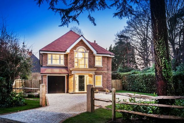 Thumbnail Detached house for sale in Fernhill Lane, Hook Heath, Woking
