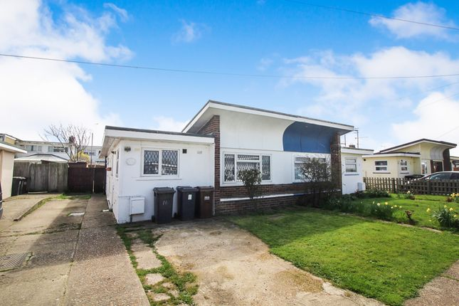 Thumbnail Semi-detached bungalow for sale in The Square, Pevensey Bay, Pevensey