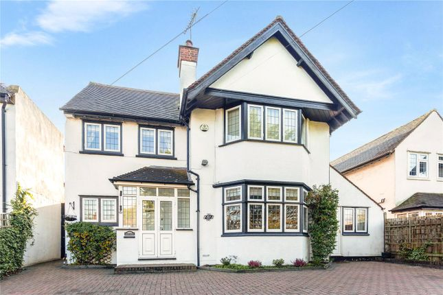 Thumbnail Detached house for sale in Rickmansworth Road, Watford, Hertfordshire