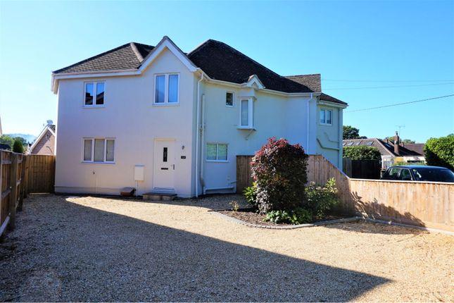 Thumbnail Semi-detached house for sale in Lonnen Road, Wimborne