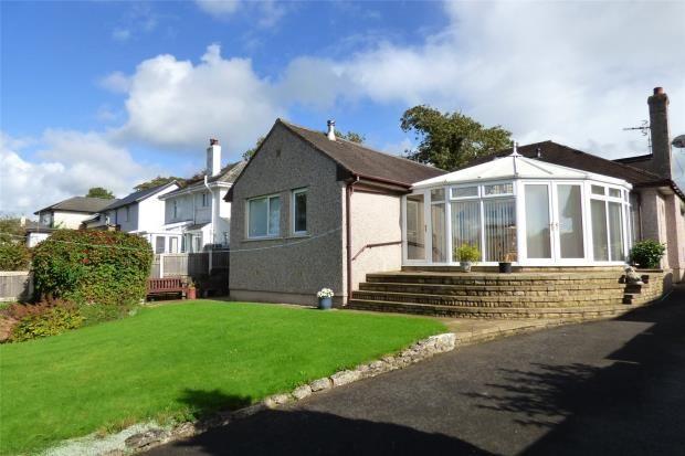 Thumbnail Detached bungalow for sale in Throstle Grove, Slyne, Lancaster