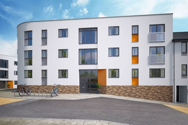 Thumbnail Flat for sale in Boslowen, Camborne