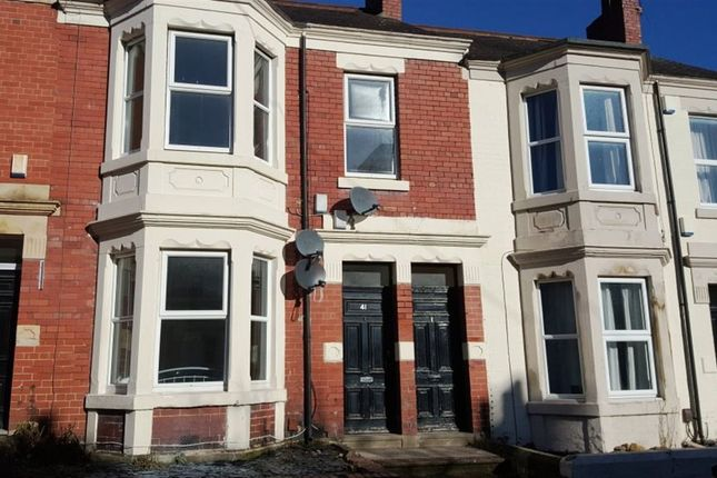 Thumbnail Flat to rent in Grosvenor Gardens, Newcastle Upon Tyne