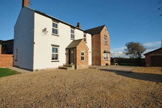 Thumbnail Detached house for sale in Cartmell Lane, Moss Side, Lytham, Lancashire