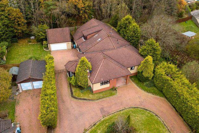 Thumbnail Detached house for sale in Bridge End, Shotts, North Lanarkshire