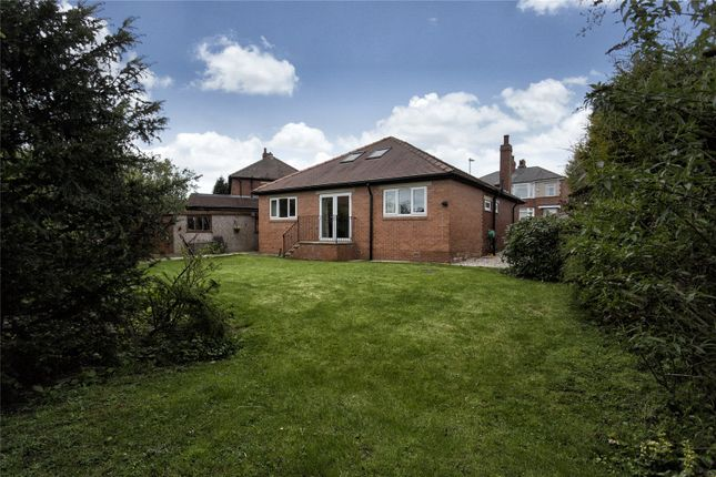 Thumbnail Detached bungalow for sale in Lincoln Avenue, Roberttown, West Yorkshire