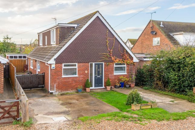 Thumbnail Bungalow for sale in Birch Road, Whitstable