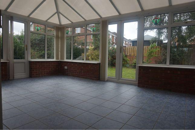 Thumbnail Detached house to rent in Oakdene Avenue, Bracebridge Heath, Lincoln