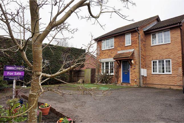 Thumbnail Detached house for sale in James Grieve Avenue, Locks Heath