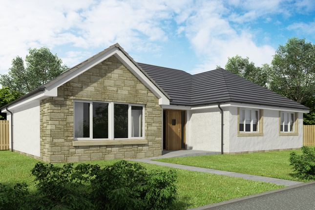 Thumbnail Bungalow for sale in Robbiesland Drive, Cumnock