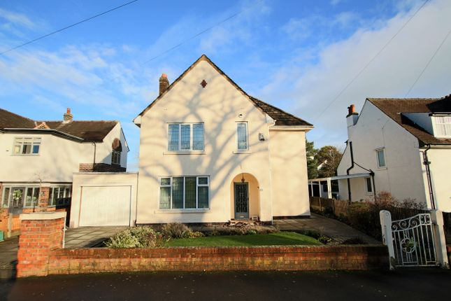 Thumbnail Detached house for sale in Blundell Lane, Penwortham, Preston
