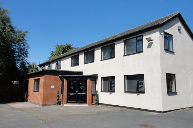 Office to let in 132 Queen Street, Crewe, Cheshire
