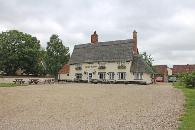 Thumbnail Pub/bar for sale in Diss, Norfolk