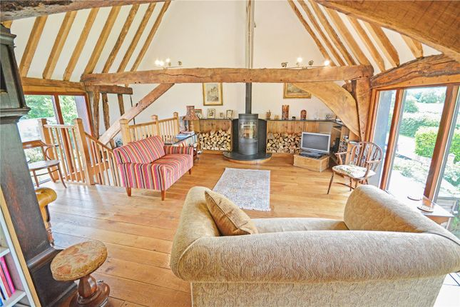 Thumbnail Barn conversion for sale in Market Weston Road, Thelnetham, Diss
