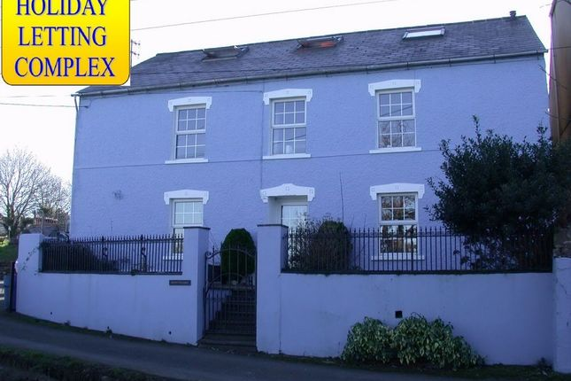 Thumbnail Detached house for sale in Mount Pleasant, Newport, Pembrokeshire