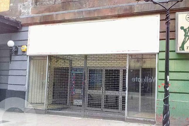 Thumbnail Retail premises to let in Cowgate, Dundee