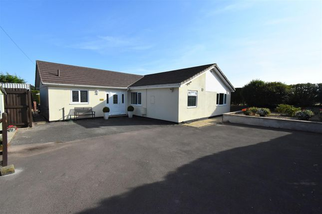 Thumbnail Detached bungalow for sale in The Bungalow, Pwllmeyric, Chepstow