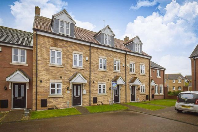 Thumbnail Terraced house to rent in Pools Brook Park, Kingswood