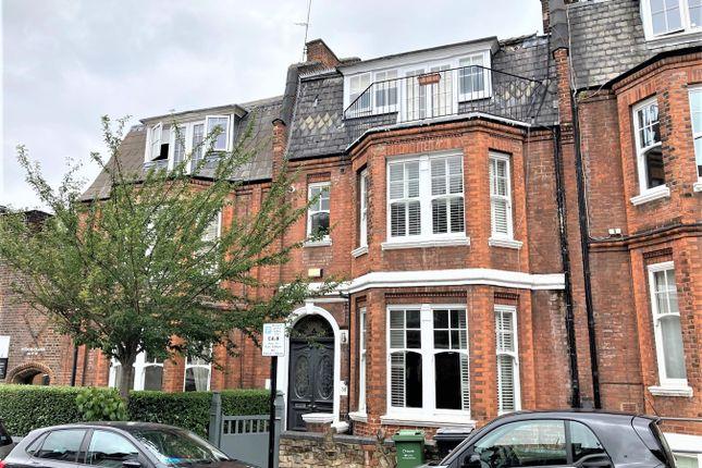 6 bed terraced house for sale in Glenloch Road, Belsize Park, London NW3