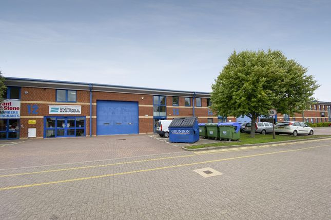 Thumbnail Industrial to let in 13-14 Thame Park Business Centre, Wenman Road, Thame