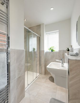 En Suite of Plot 3, The Copse, Marton Cum Grafton, Near Boroughbridge YO51