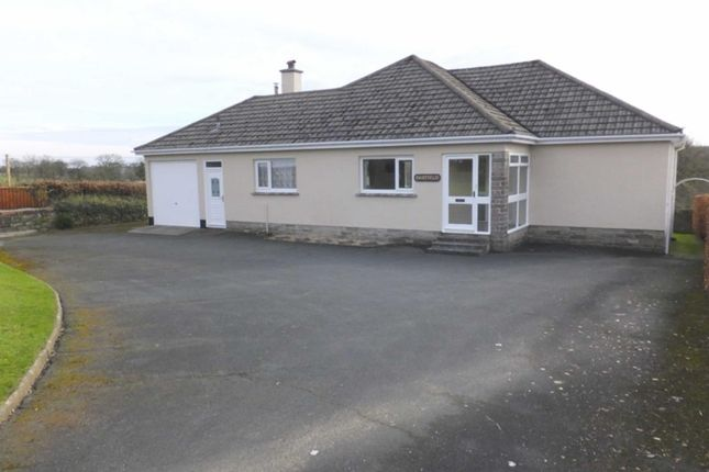 Thumbnail Bungalow to rent in Kingswood Terrace, North Road, Holsworthy