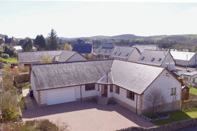 Thumbnail Detached bungalow for sale in Belmont Gardens, Kirkcudbright