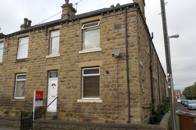 Thumbnail End terrace house to rent in Victoria Terrace, Horbury, Wakefield