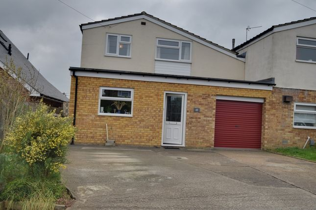 Thumbnail Semi-detached house for sale in Whitehill Road, Hitchin, Hertfordshire