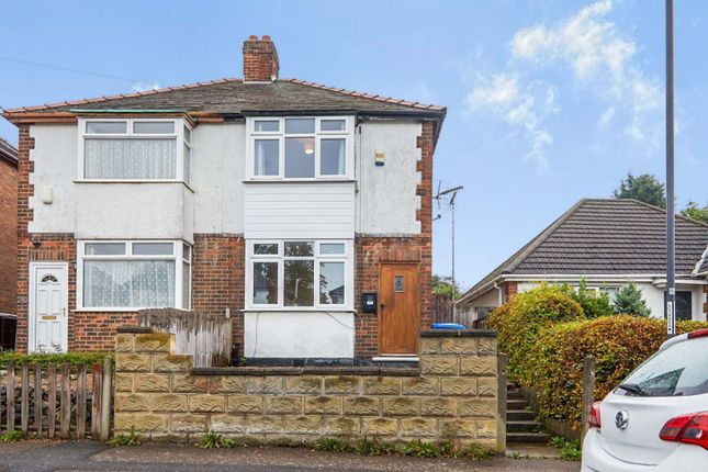 2 bed semi-detached house for sale in Northwood Avenue, Derby DE21