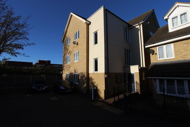 Thumbnail Flat to rent in Victoria Mews, East Street, Sittingbourne