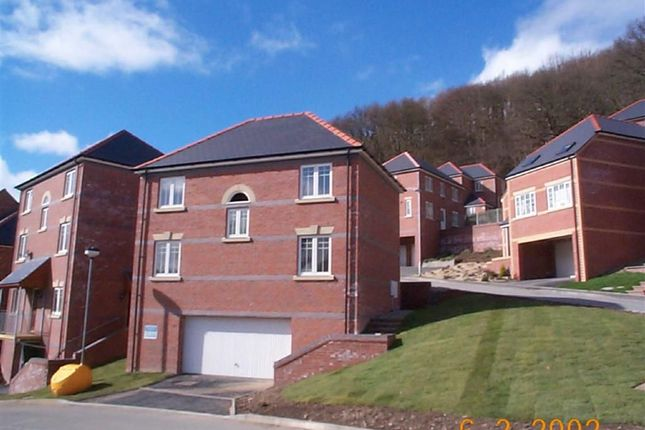 Thumbnail Detached house for sale in Plot 107 Hendidley Park, Milford Road, Newtown, Powys