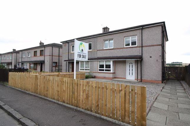 Thumbnail Semi-detached house for sale in Greenhead, Alva