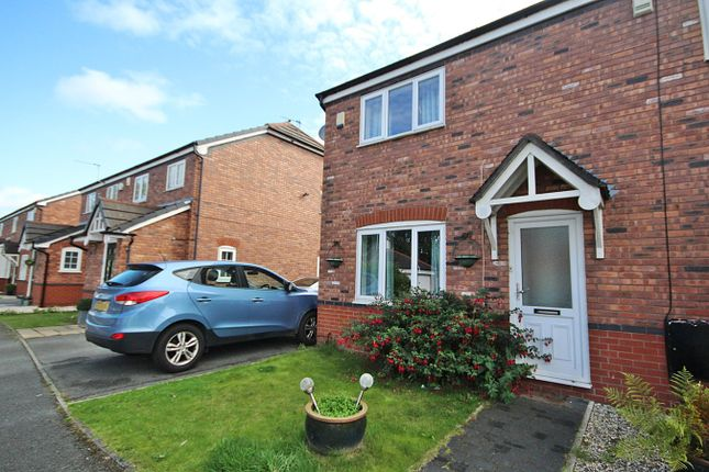3 bed semi-detached house to rent in Daisy Bank Mill Close, Culcheth, Warrington WA3