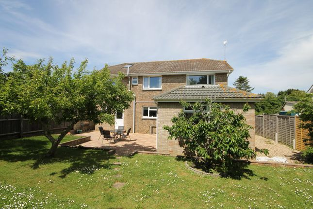 Thumbnail Detached house for sale in Main Road, Wellow, Yarmouth