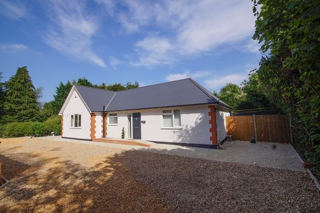 Thumbnail Detached bungalow for sale in Wycombe Road, Prestwood, Great Missenden