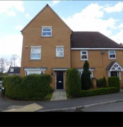 Thumbnail Semi-detached house to rent in Crackthorne Drive, Rugby, Warwickshire