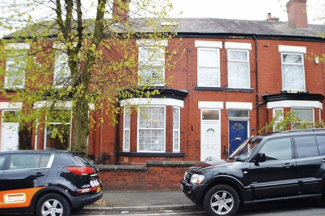 Thumbnail Terraced house to rent in Grange Road North, Hyde