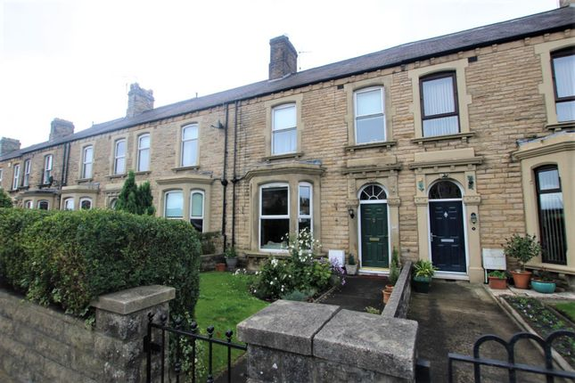 Thumbnail Terraced house for sale in Cockton Hill Road, Bishop Auckland