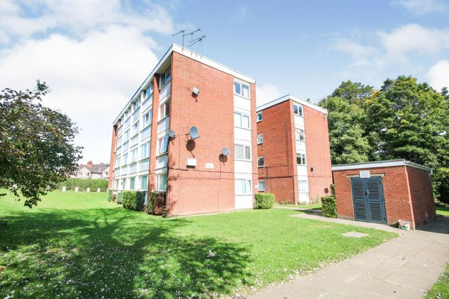 Front View of Abbey Court, Coventry CV3