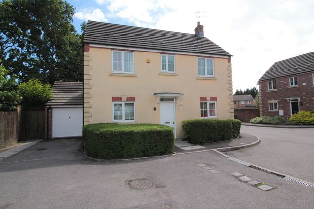 Thumbnail Detached house for sale in Wicken Close, St Mellons