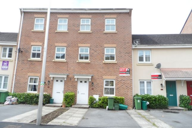 Thumbnail Town house to rent in Glas Y Gors, Aberdare