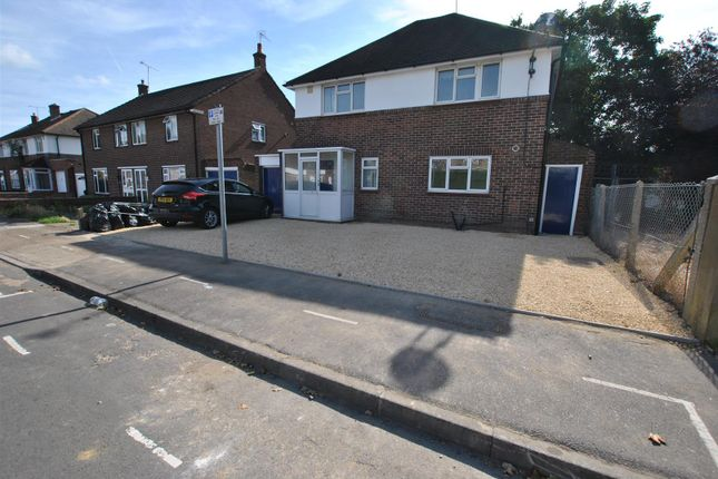 Thumbnail Detached house to rent in Lodge Close, Cowley, Uxbridge