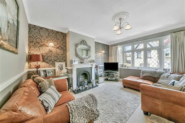 Thumbnail Semi-detached house for sale in Westcroft Road, Wallington